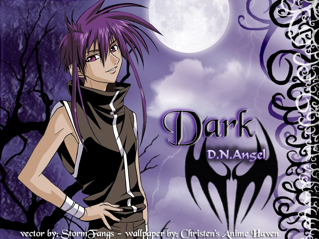Free Download Dark Angel Anime Wallpaper 11214 Hd Wallpapers In