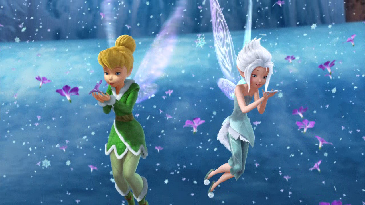 PC Tricks Tinkerbell Wallpapers 1280x720