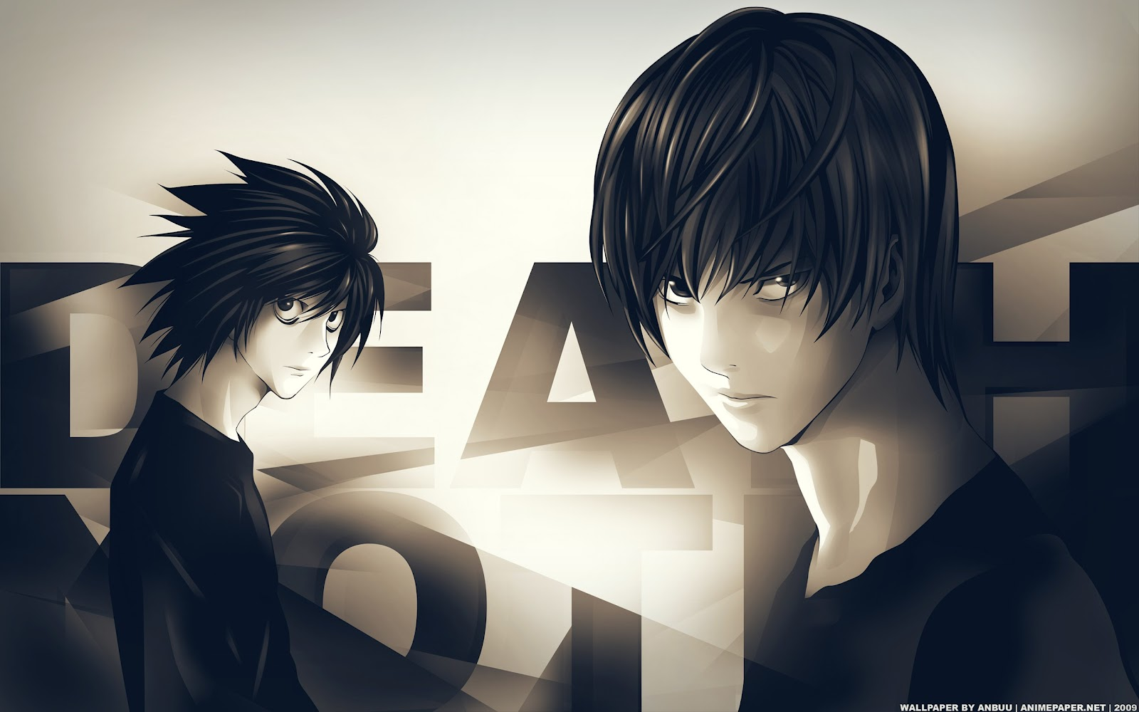 Wallpapers Death Note HD 1600x1000