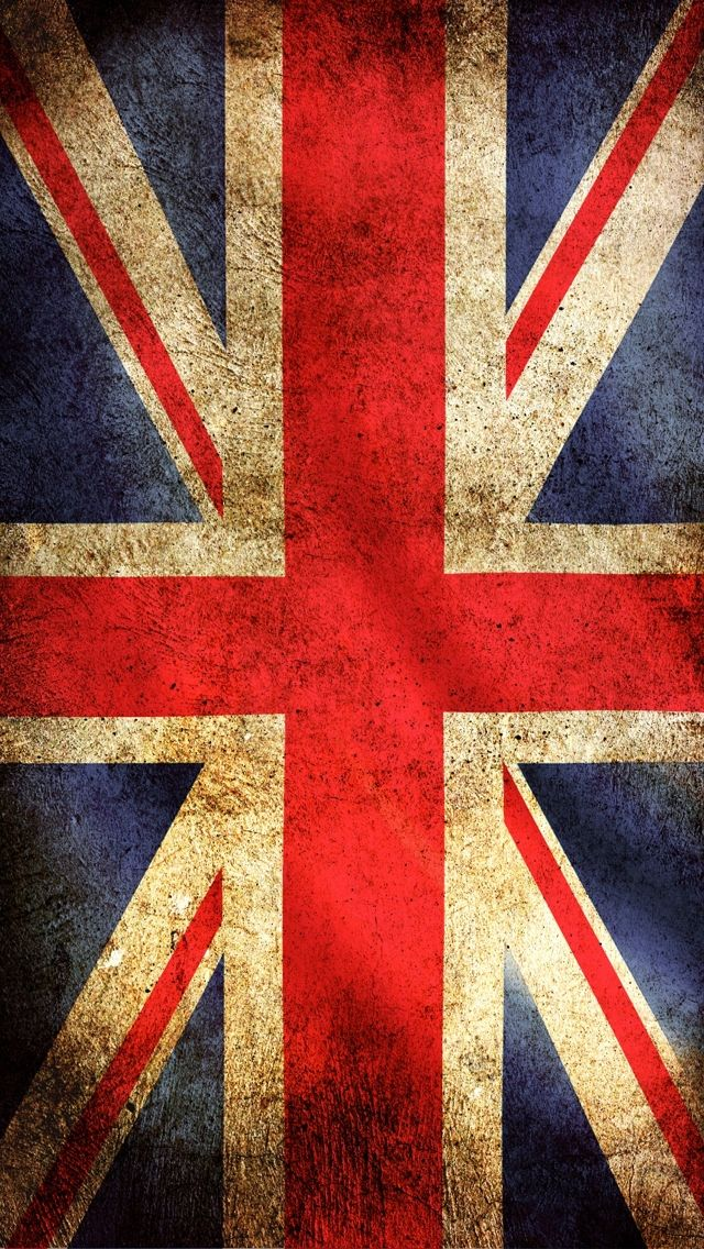 Union Jack iPhone Wallpaper  scrapbooking in 640x1136