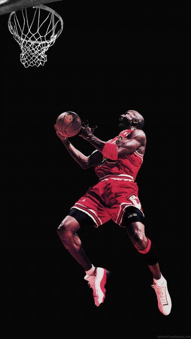 wallpaper michael jordan chicago bulls basketball iphone 5 wallpaper 640x1136