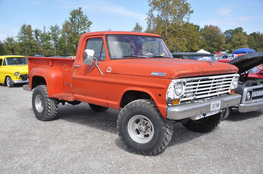 Orange Ford 4x4 Wallpaper   ForWallpapercom 912x606