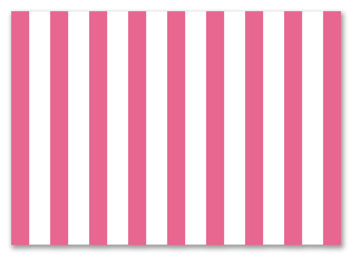 Pink striped wallpaper hd - Perfect Pink Striped Notecard