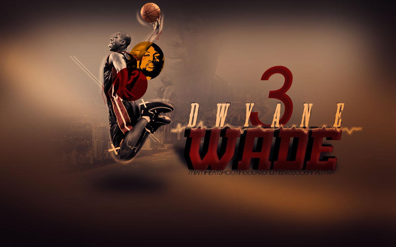 Best Top Desktop Wallpapers HD Dwyane Wade   Miami Heat wallpapers hd 1280x800