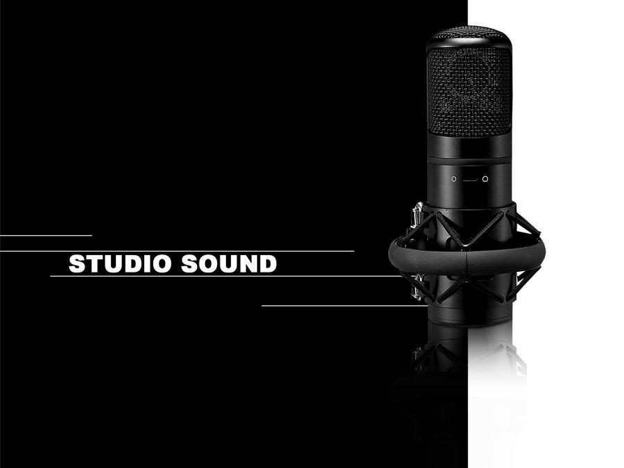 Recording Studio Wallpaper 900x675