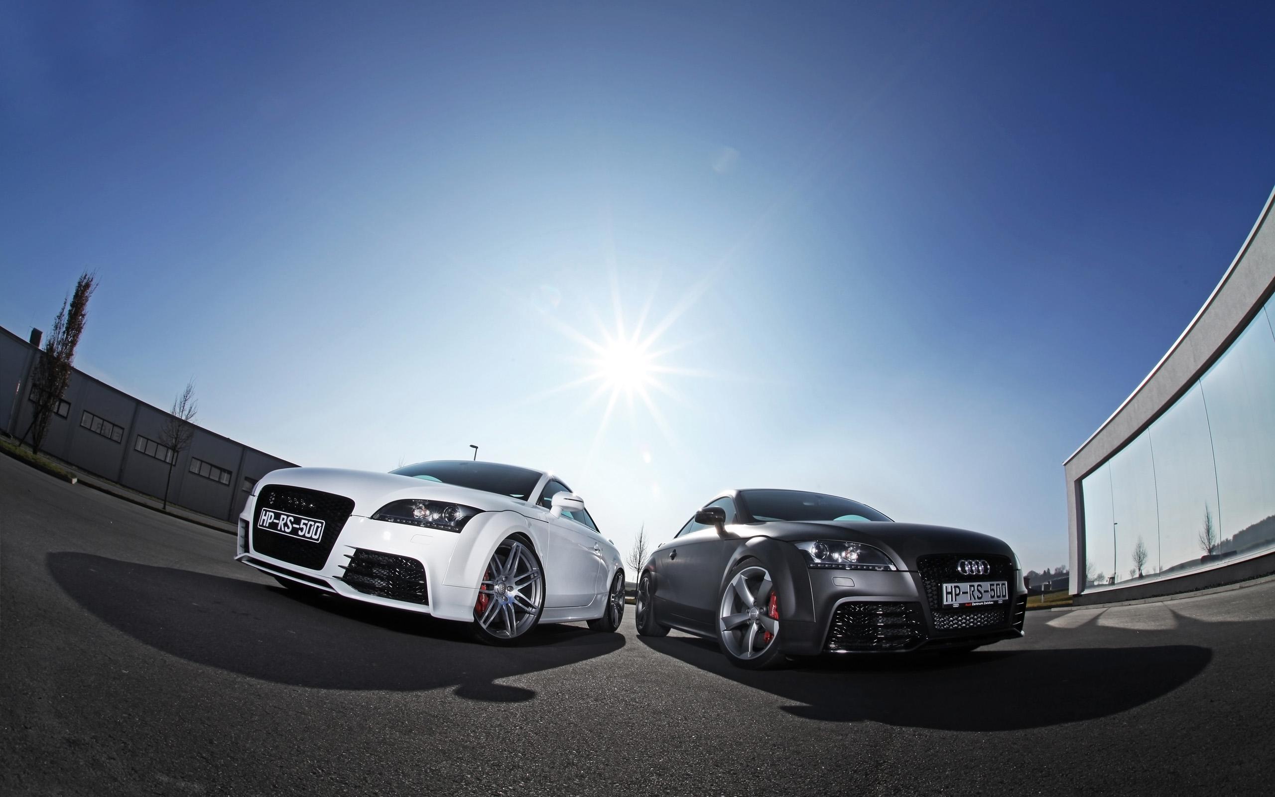 HPerformance Audi TT RS 2014 Wallpaper HD Car Wallpapers 2560x1600