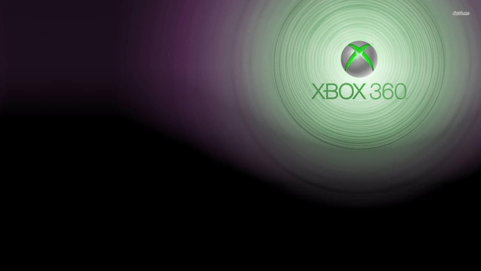 Xbox 360 wallpaper 1920x1080
