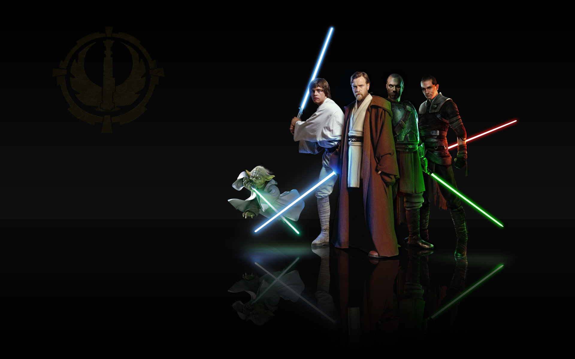 Star Wars Wallpaper by LastChildofGallifrey 1920x1200