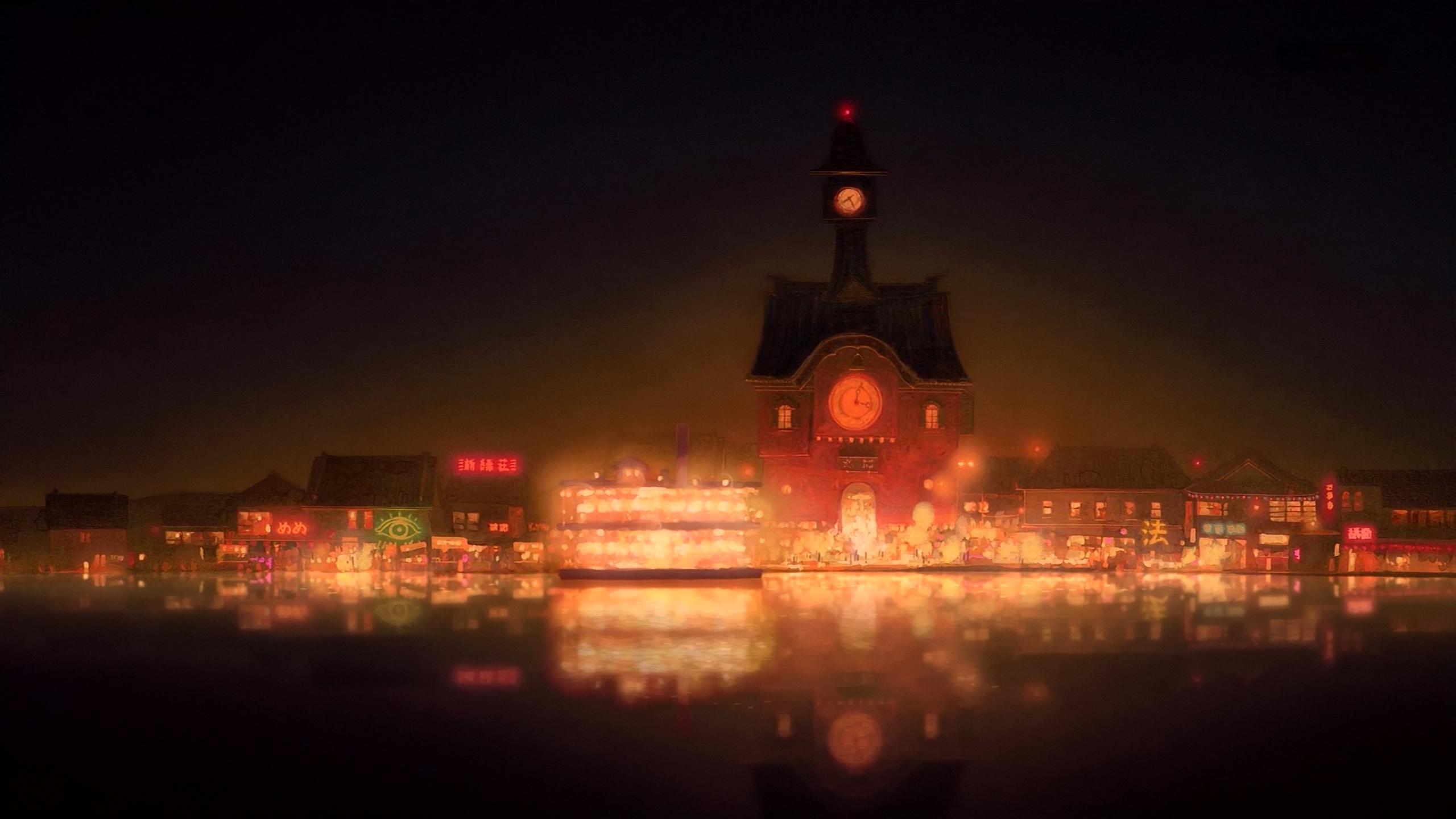 Jan 2016 Studio Ghibli Wallpaper background pack 2560x1440