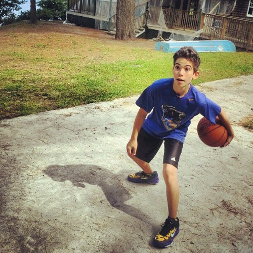 Cameron Boyce images Cameron plays BBall wallpaper and 500x500