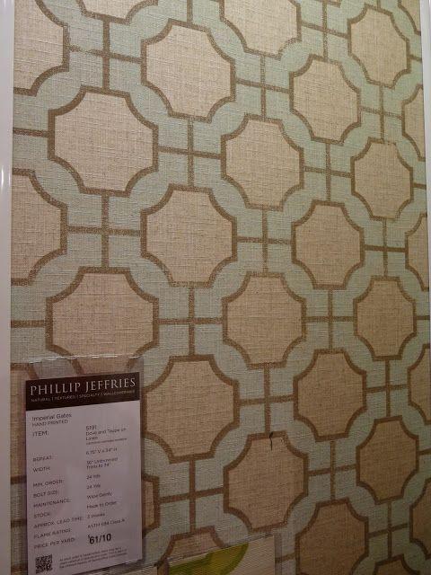 phillip jeffries wallpaper powell brower at home WDC Field Trip 480x640