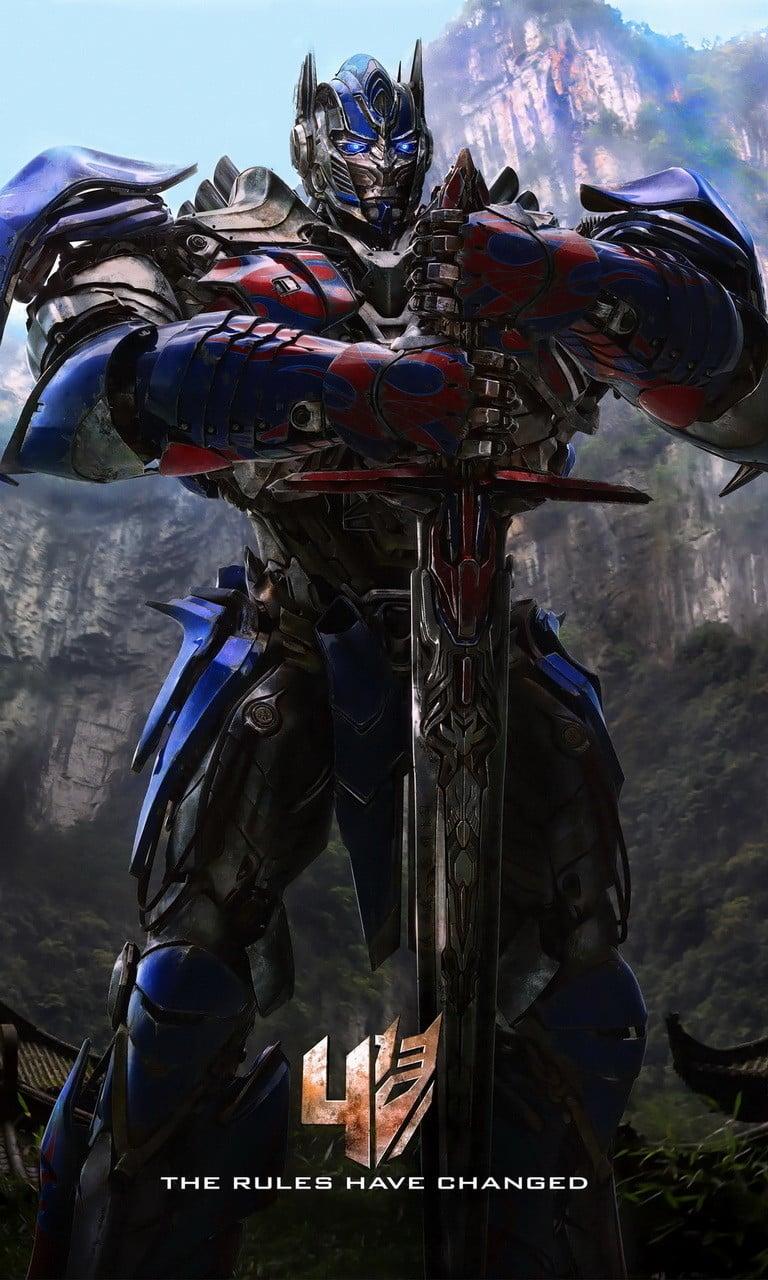 Transformers 4jpg phone wallpaper by twifranny 768x1280