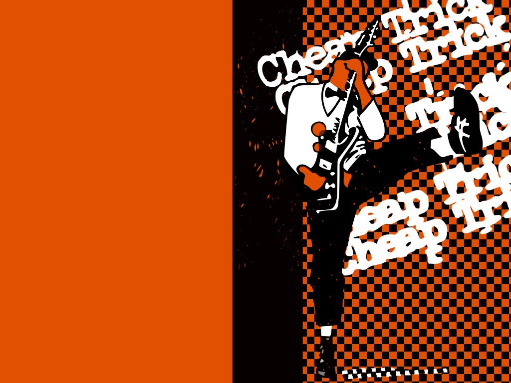 Cheap Trick   BANDSWALLPAPERS wallpapers music wallpaper 1024x768