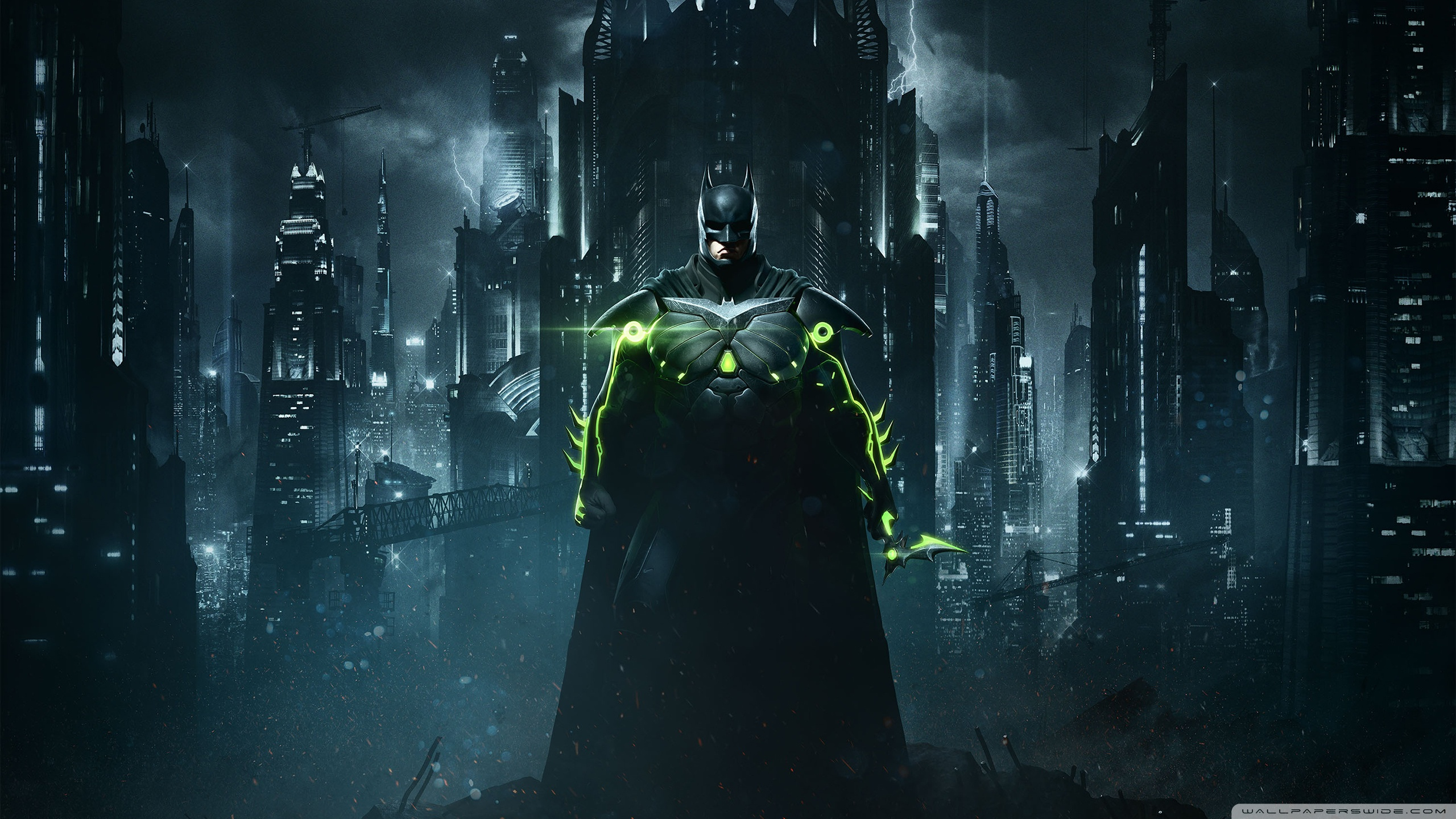 Batman Wallpapers and Background Images   stmednet 2560x1440