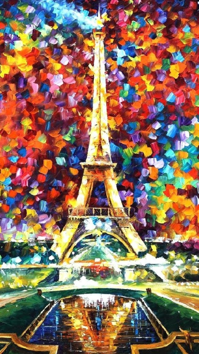 Pyramid graffiti iPhone 5 wallpapers Top iPhone 5 Wallpaperscom 640x1136