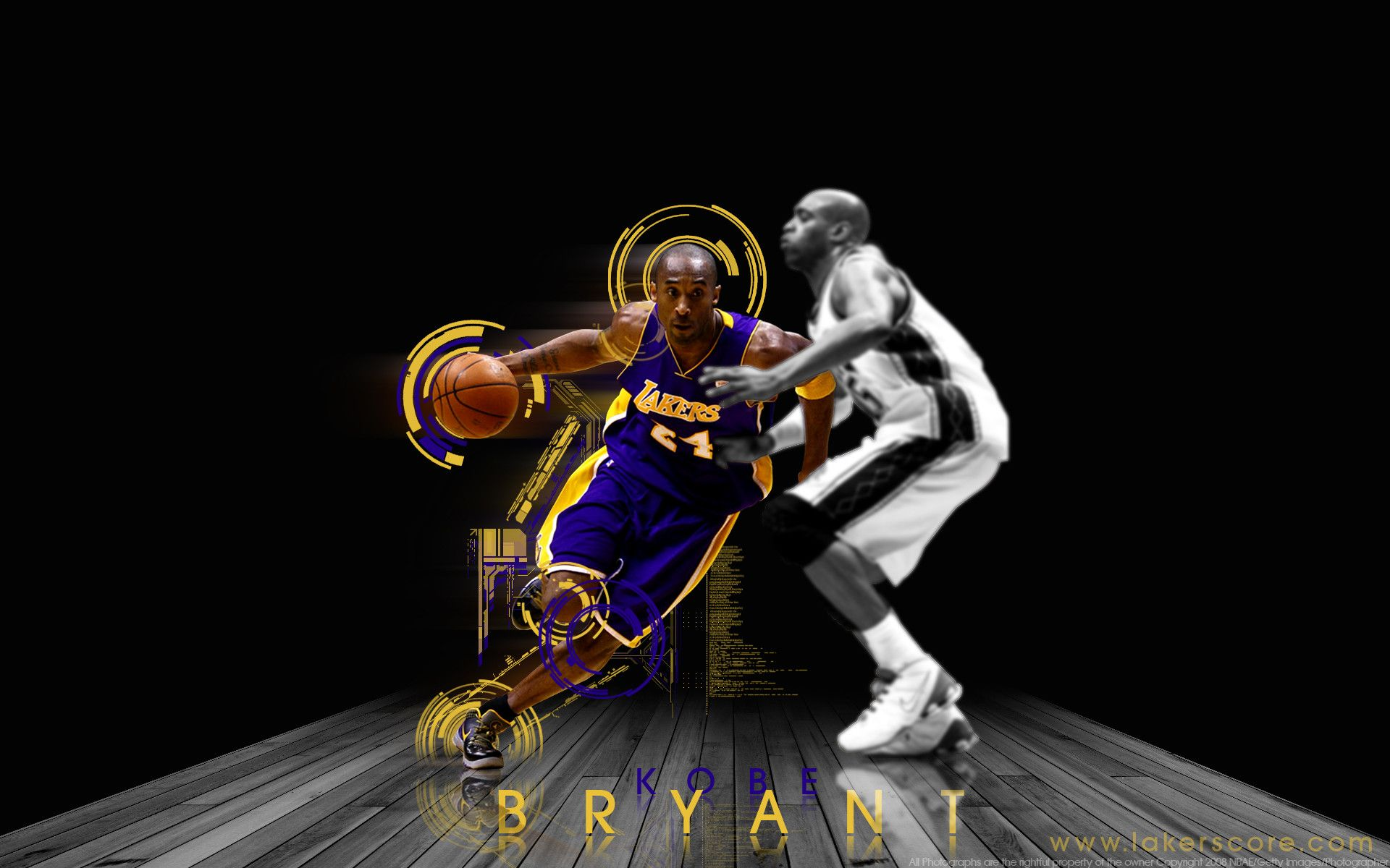 kobe bryant Lakers wallpaper HD wallpapers backgrounds images 1920x1200