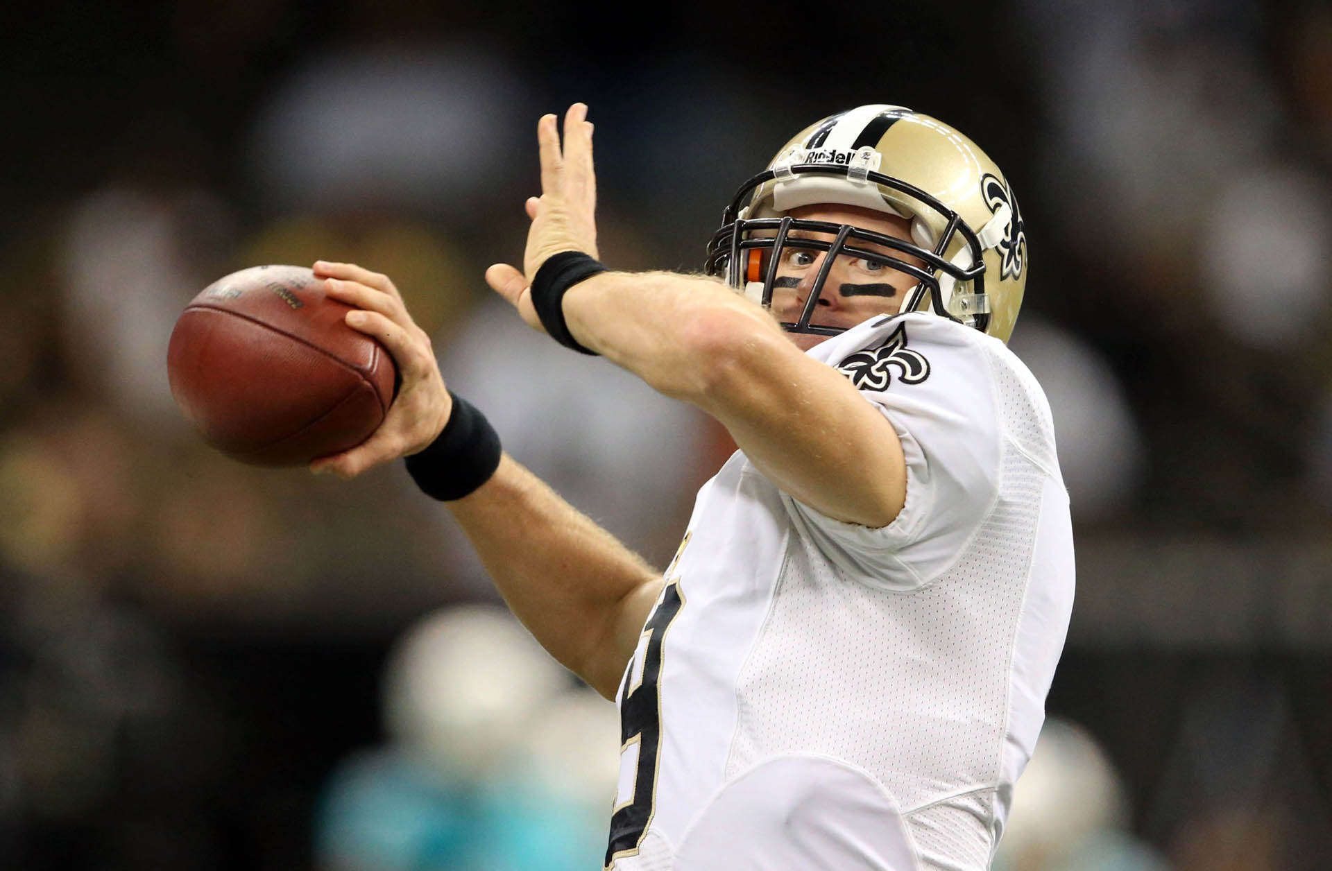 Get the latest updated stats for New Orleans Saints quarterback Drew Brees on ESPNcom