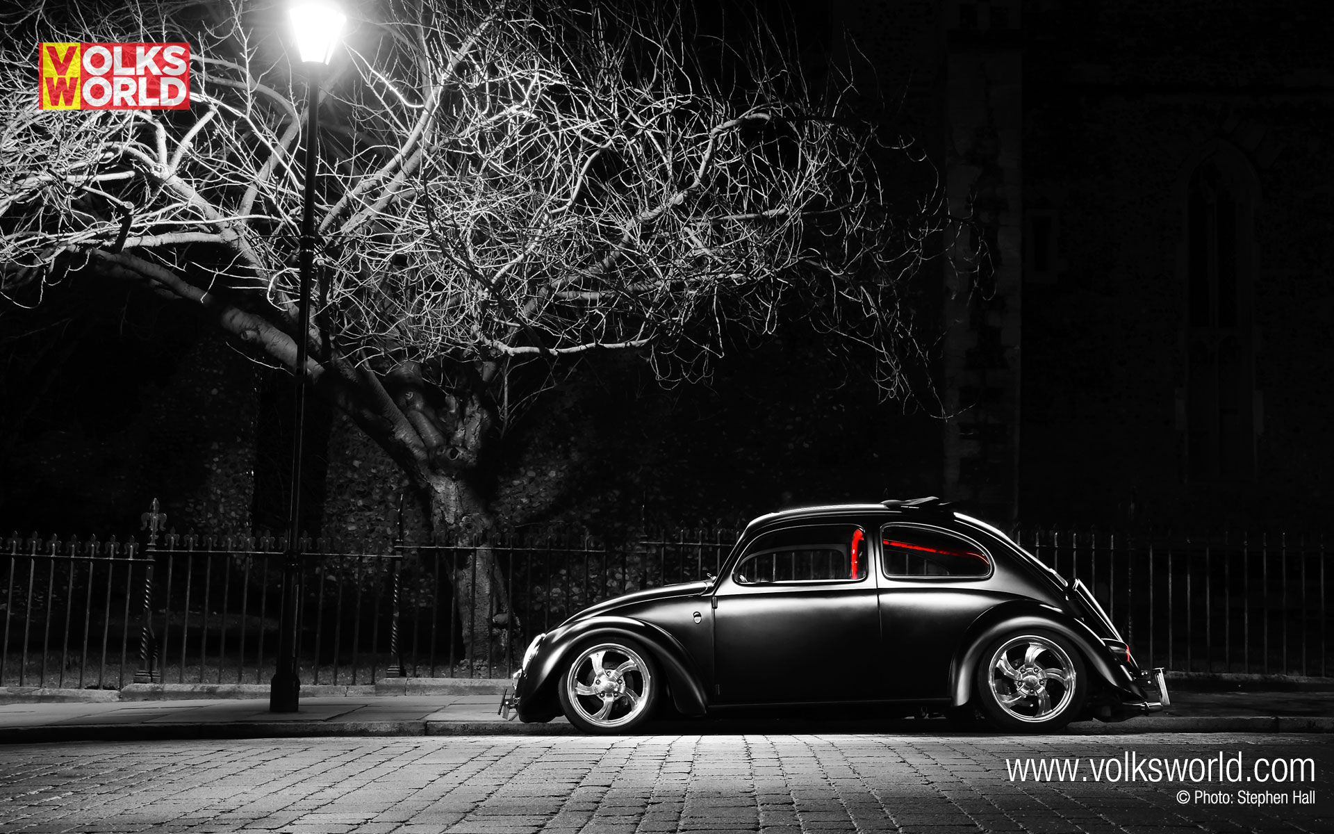 1960 Custom VW Beetle   Best of 2014   VolksWorld 1920x1200