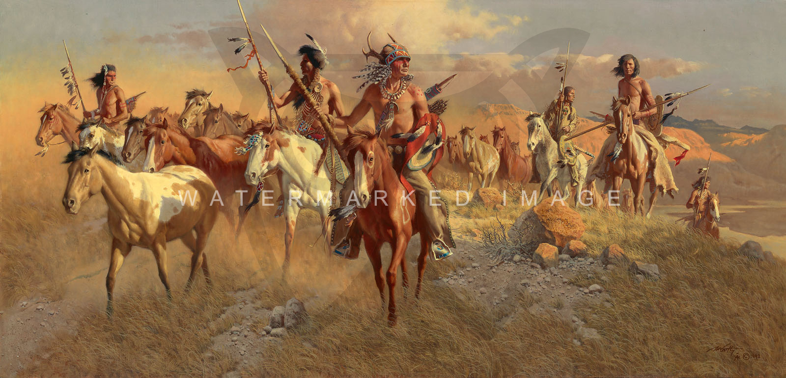 Native American Indian Art 1600x770