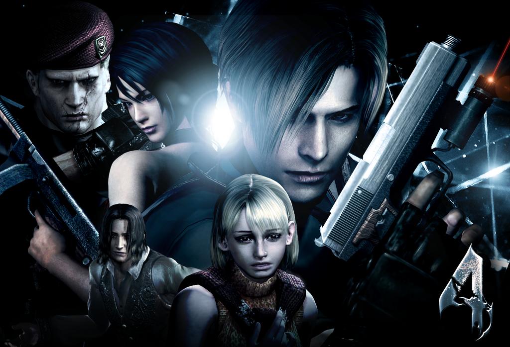 Free download Resident Evil 4 Movie Wallpaper Resident Evil