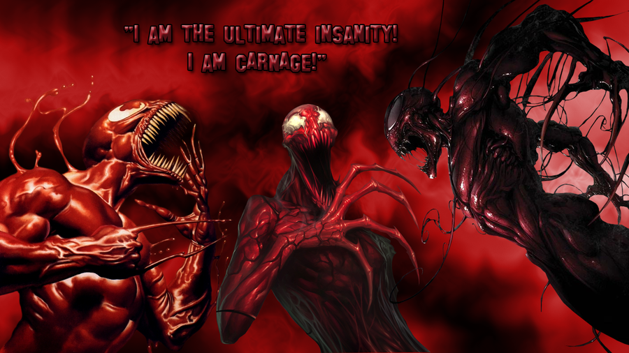 Carnage Wallpaper by CakeSlayer 900x506