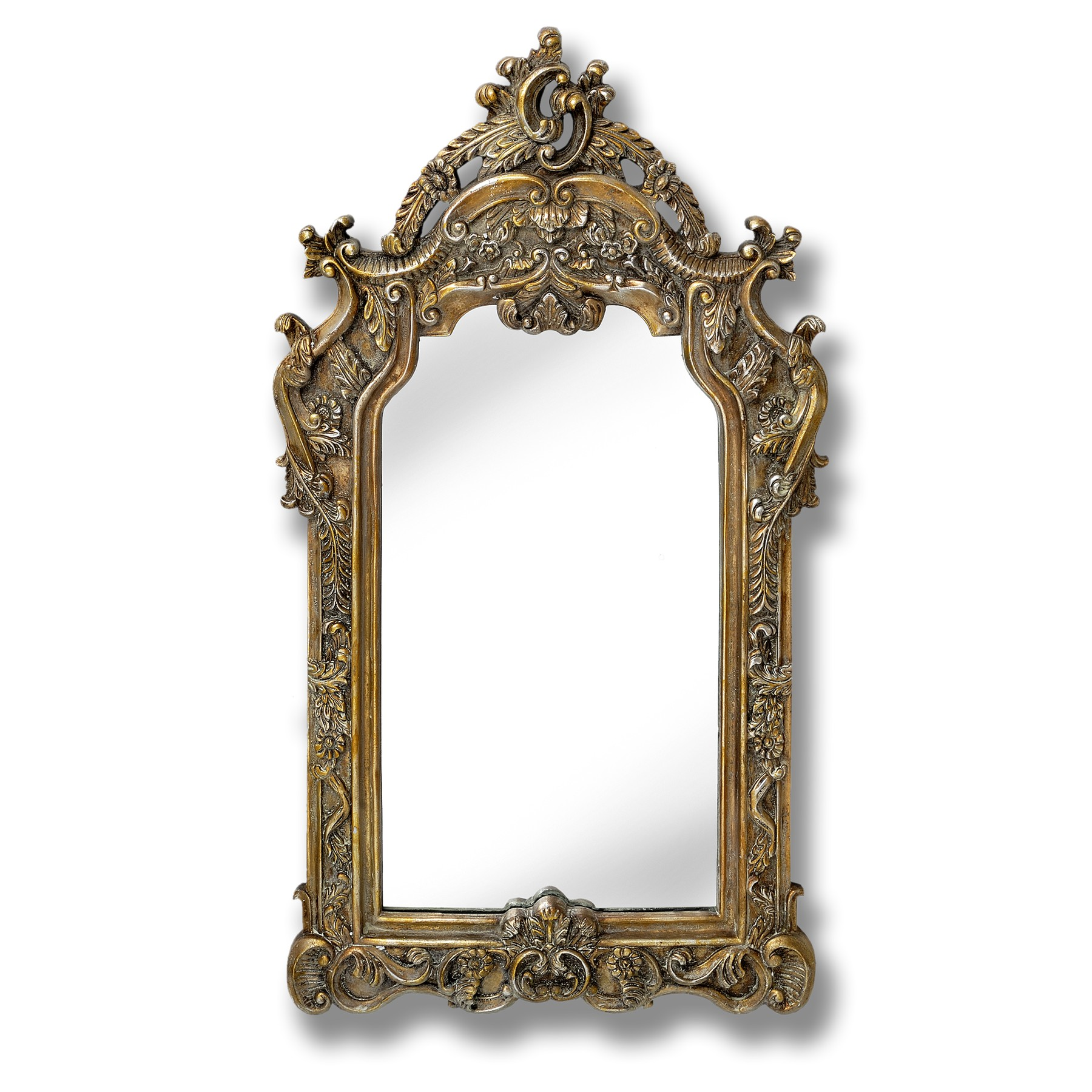 Antique mirror wallpaper wallpapersafari for Mirror mirror hd