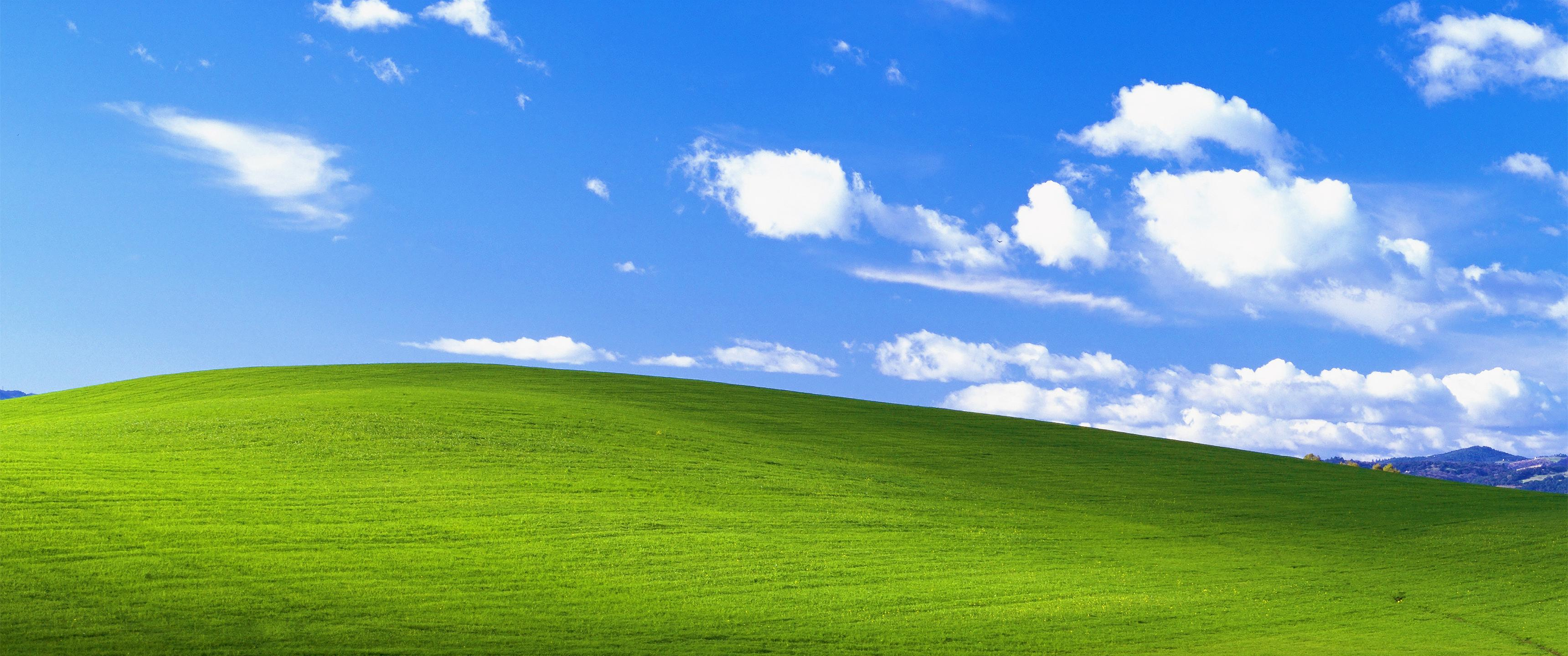 Windows XP High RES Bliss Wallpaper   Album on Imgur 3440x1440