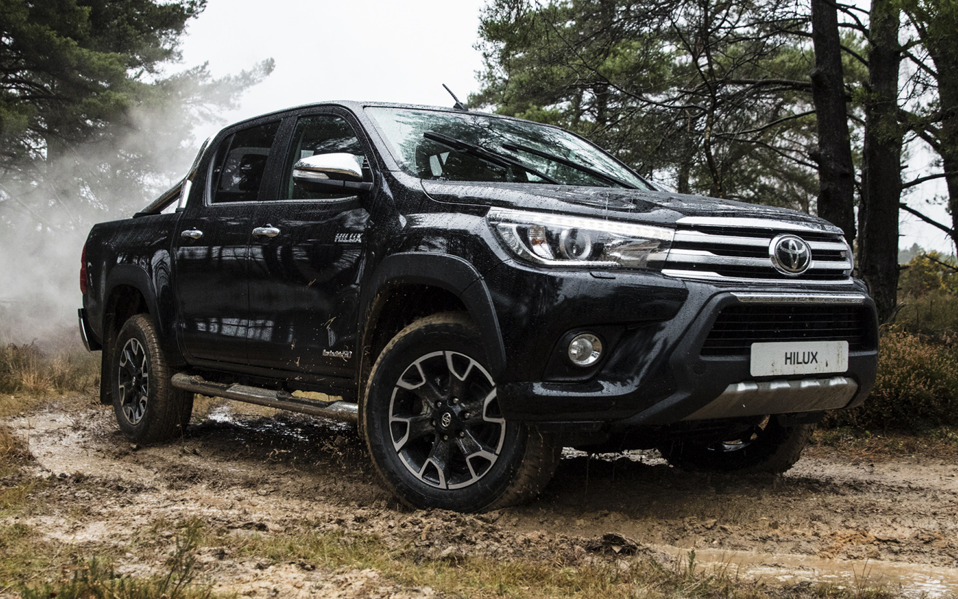 2018 Toyota Hilux Invincible 50 Chrome Edition   Wallpapers and HD 1920x1200