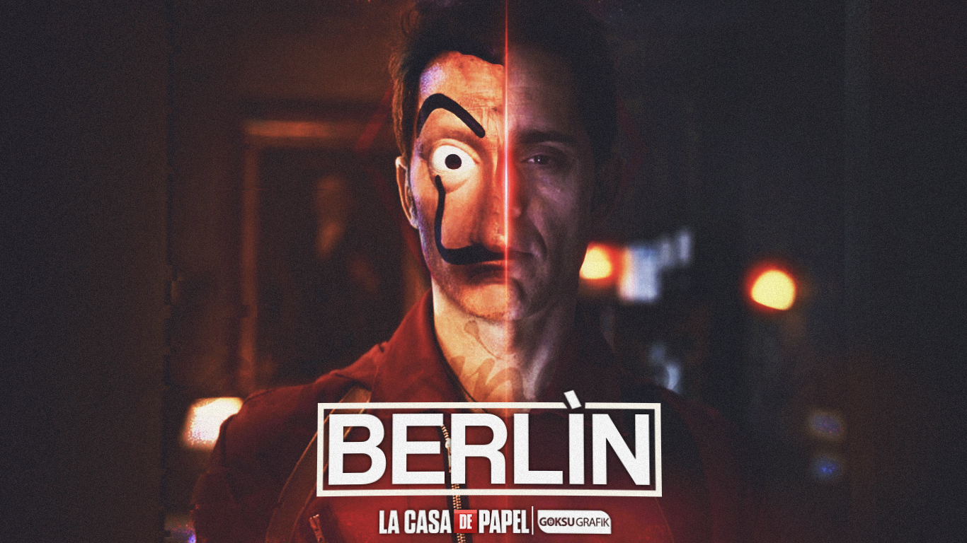 Free Download La Casa De Papel Berlin Wallpaper Image Id 175559