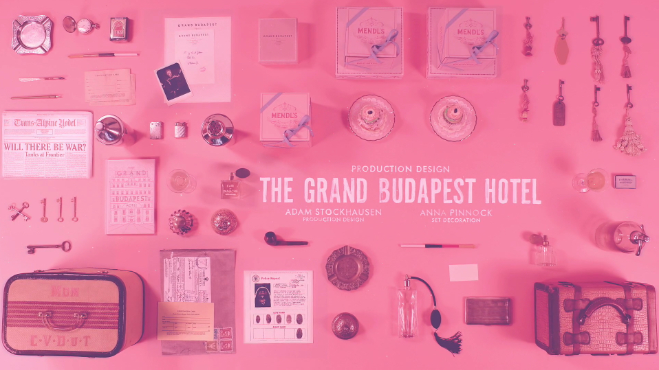 The Grand Budapest Hotel Movie Wallpapers   Grand Hotel Budapest 958x539