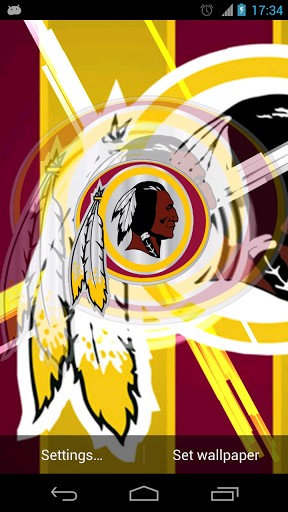 Download Washington Redskins Wallpaper For Android By Bindos 288x512