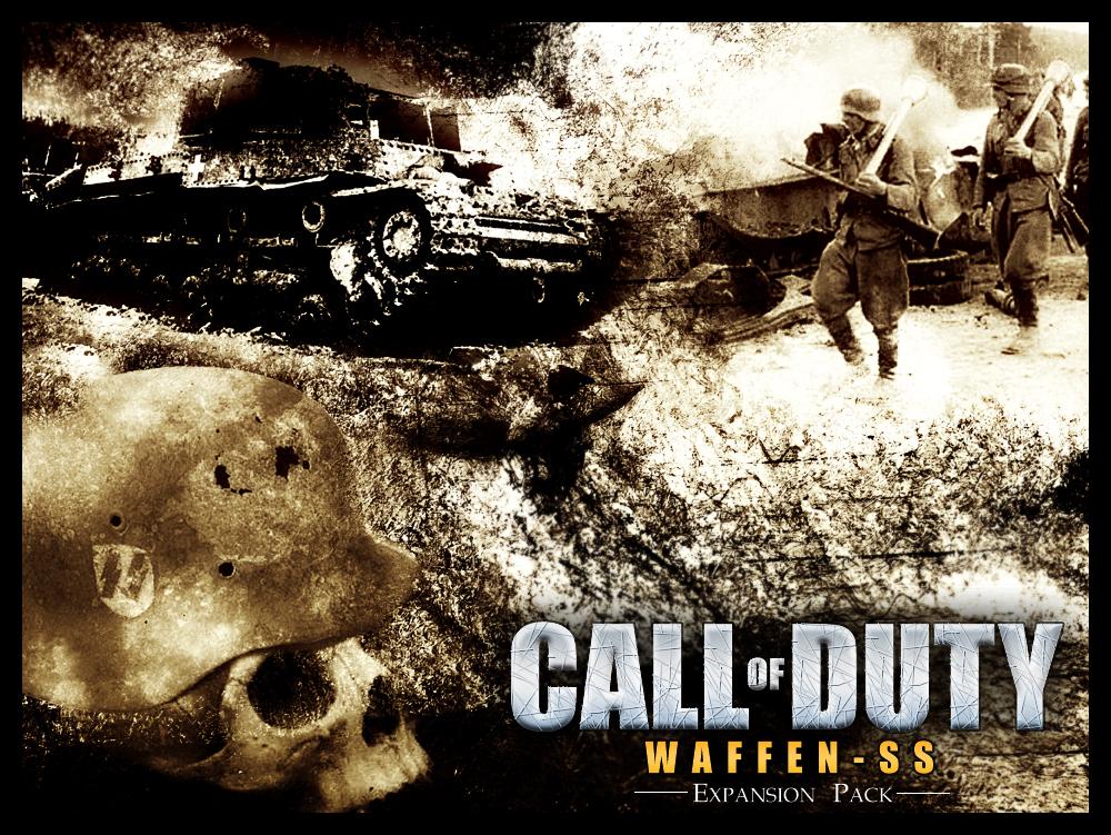 Waffen ss Wallpaper Cod Waffen ss by Dakann 1000x751