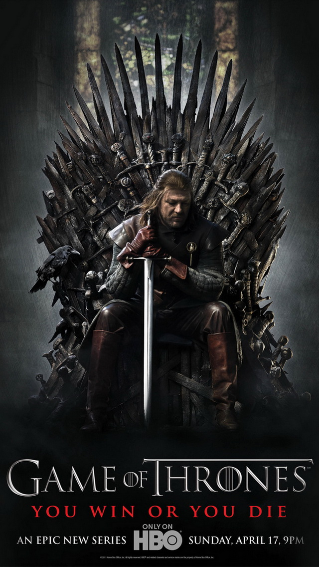 Game of Thrones iPhone 5 Wallpaper iPhone 5 Wallpapers Gallery 640x1136