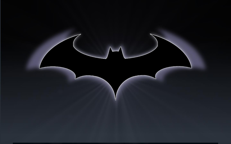 Cartoon Batman Logo Batman Wallpaper by pastorgavin Batman Wallpaper 1440x900