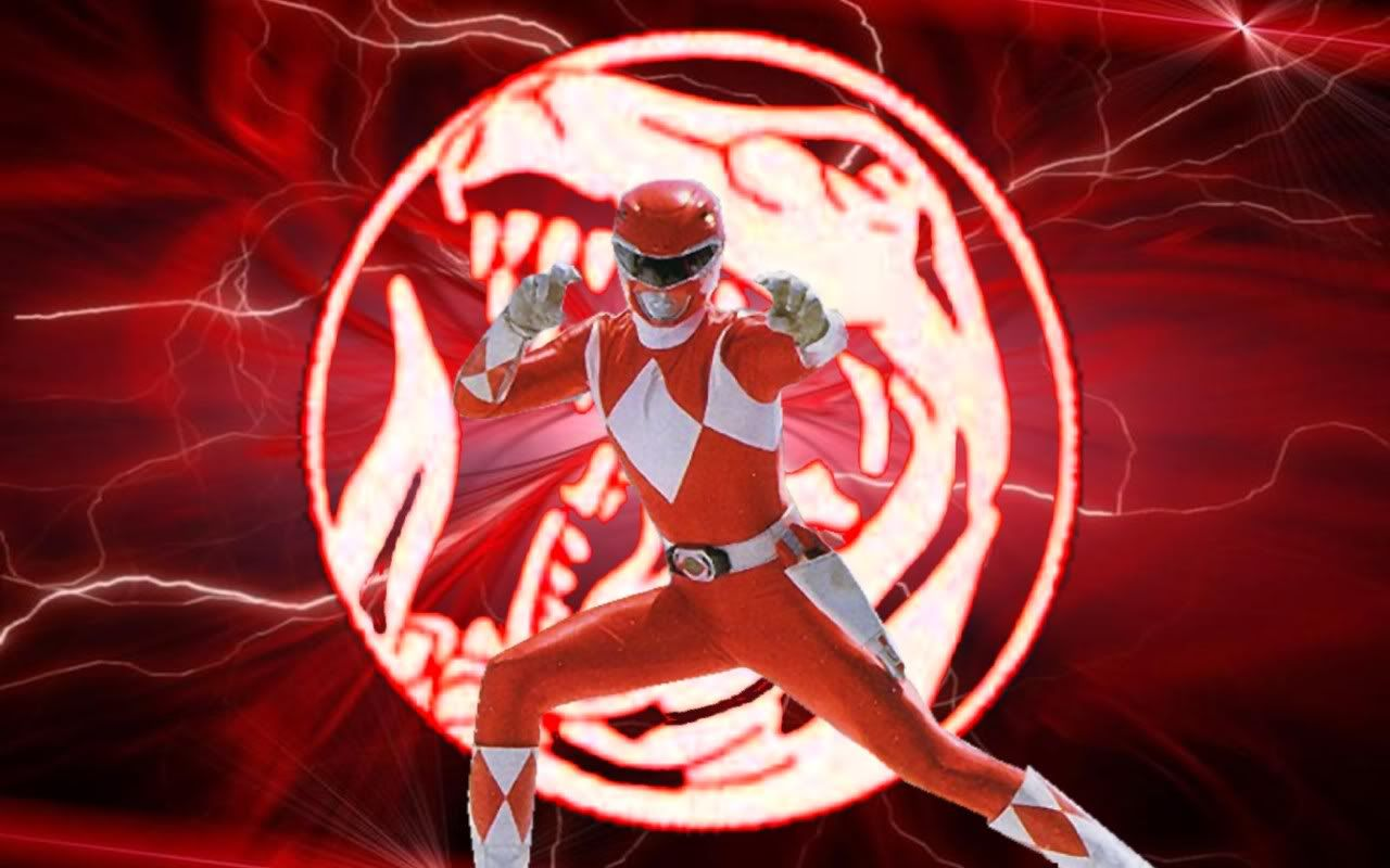 red ranger wallpaper - photo #11