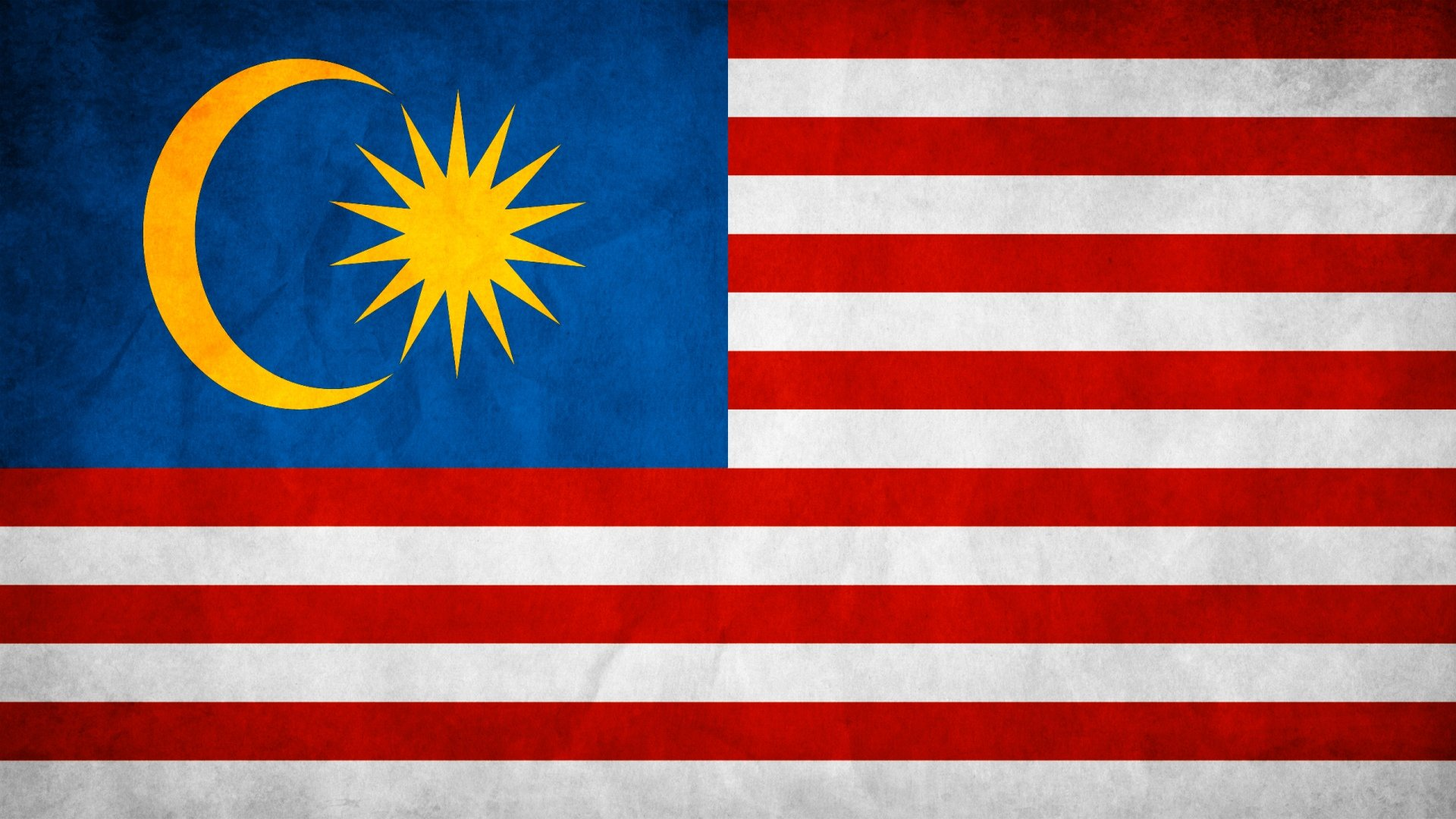 Download Malaysia Flag Wallpaper High Definition High Quality 1920x1080