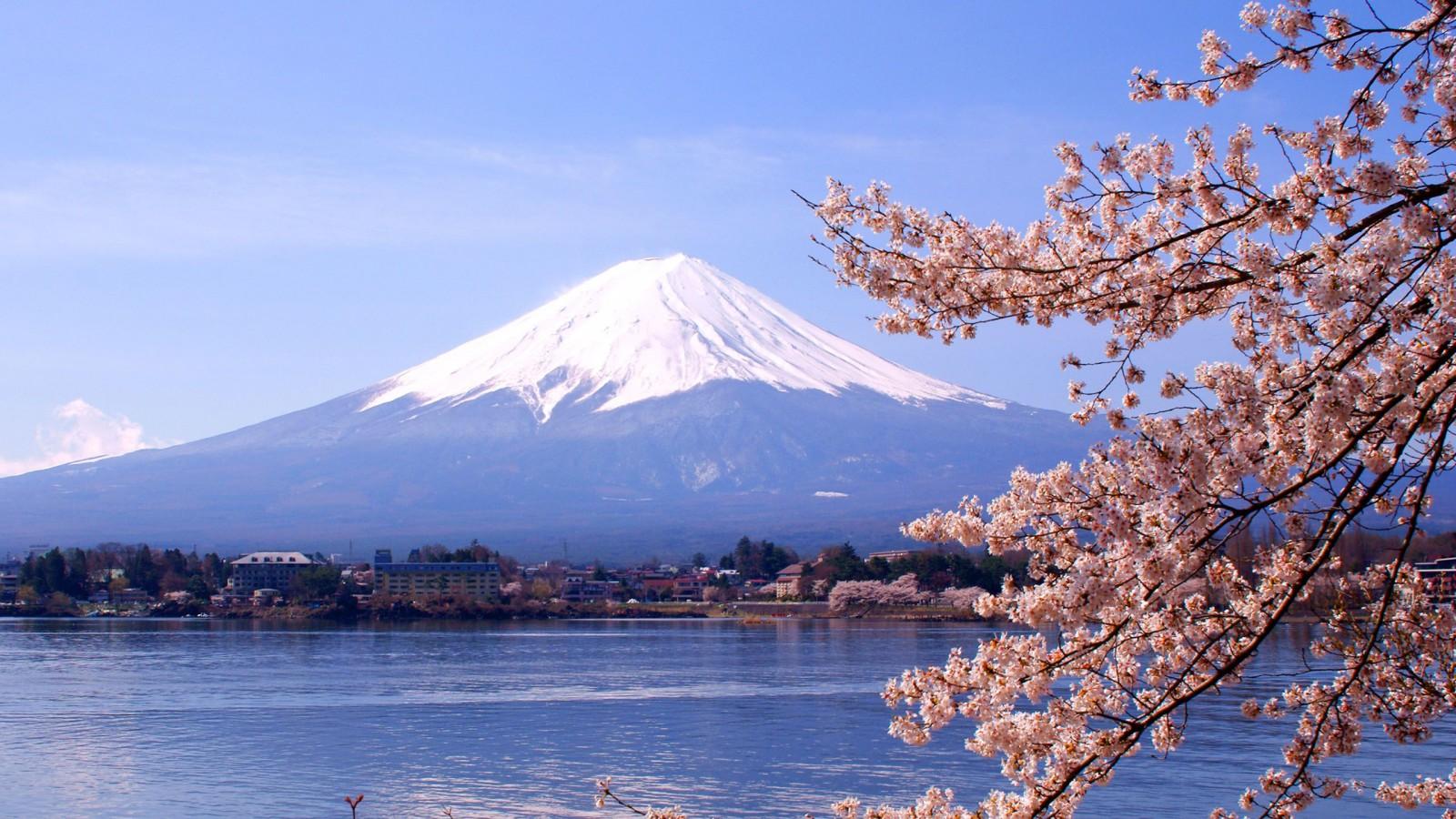 Japanese Landscape 1600x900