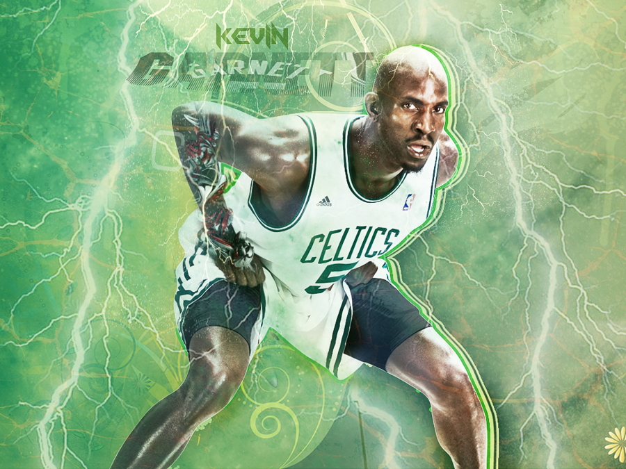 Kevin Garnett Wallpaper by sylegraphic 900x675
