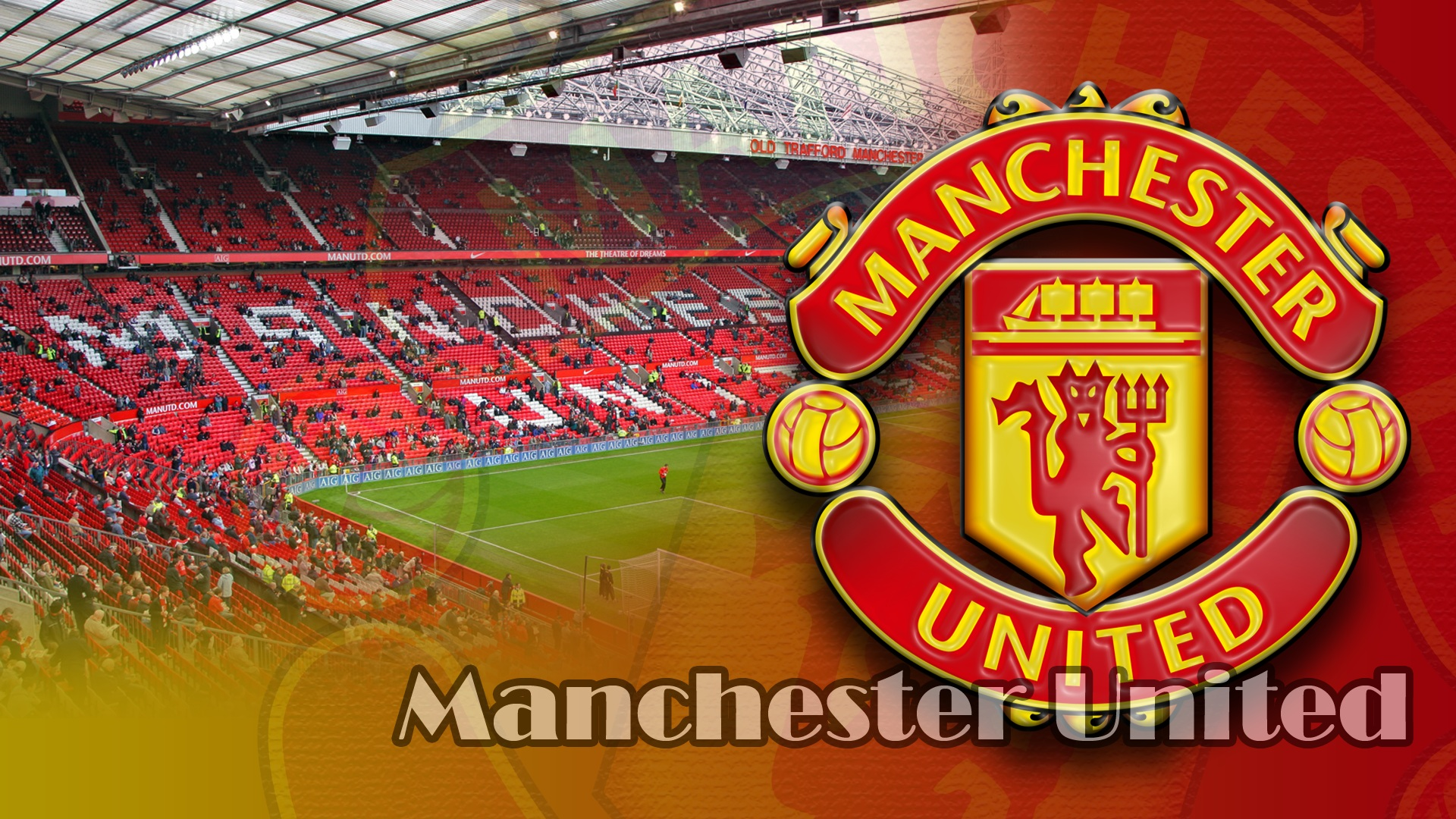 Manchester United Wallpapers Download Desktop Wallpaper Images 1920x1080