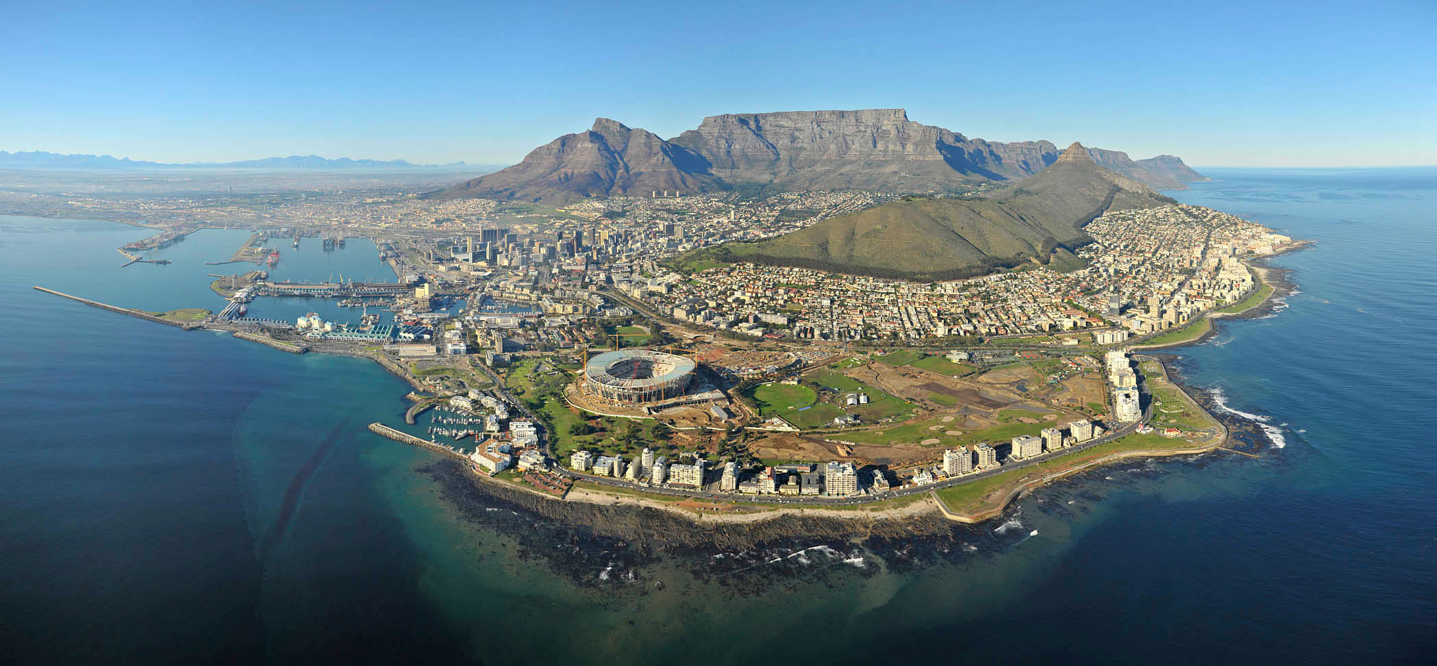 South Africa Cape Town Desktop Wallpaper Wallpapers Stunning Hd Tip 2098x973