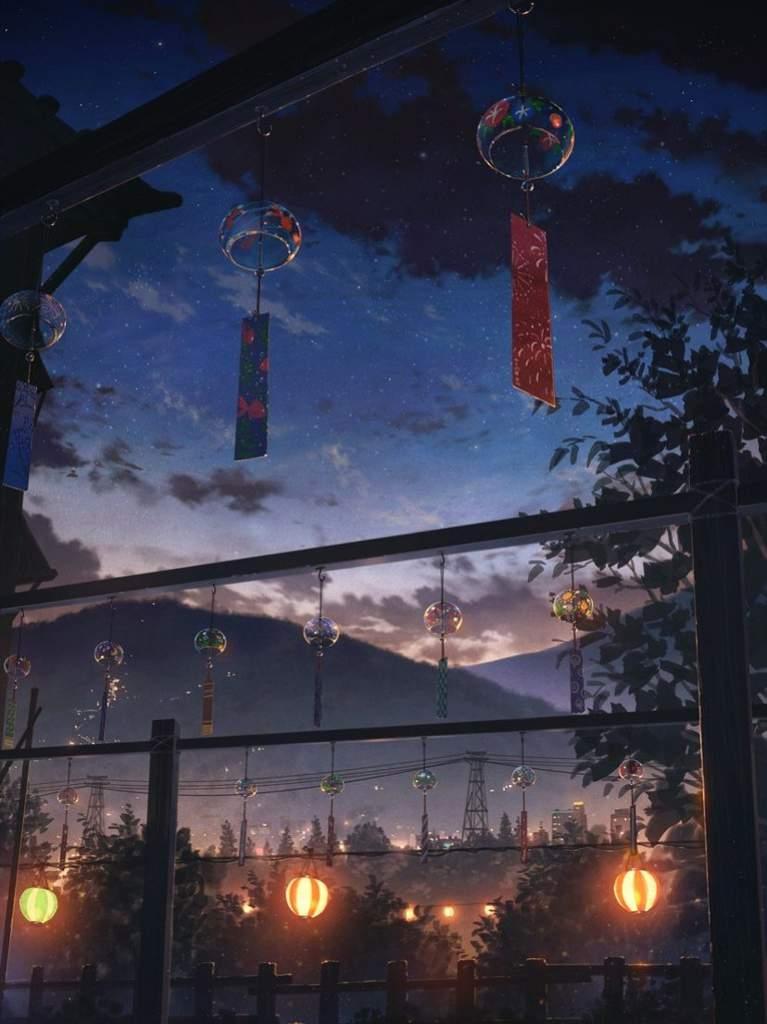 Anime Sky Wallpapers Anime Amino 767x1024