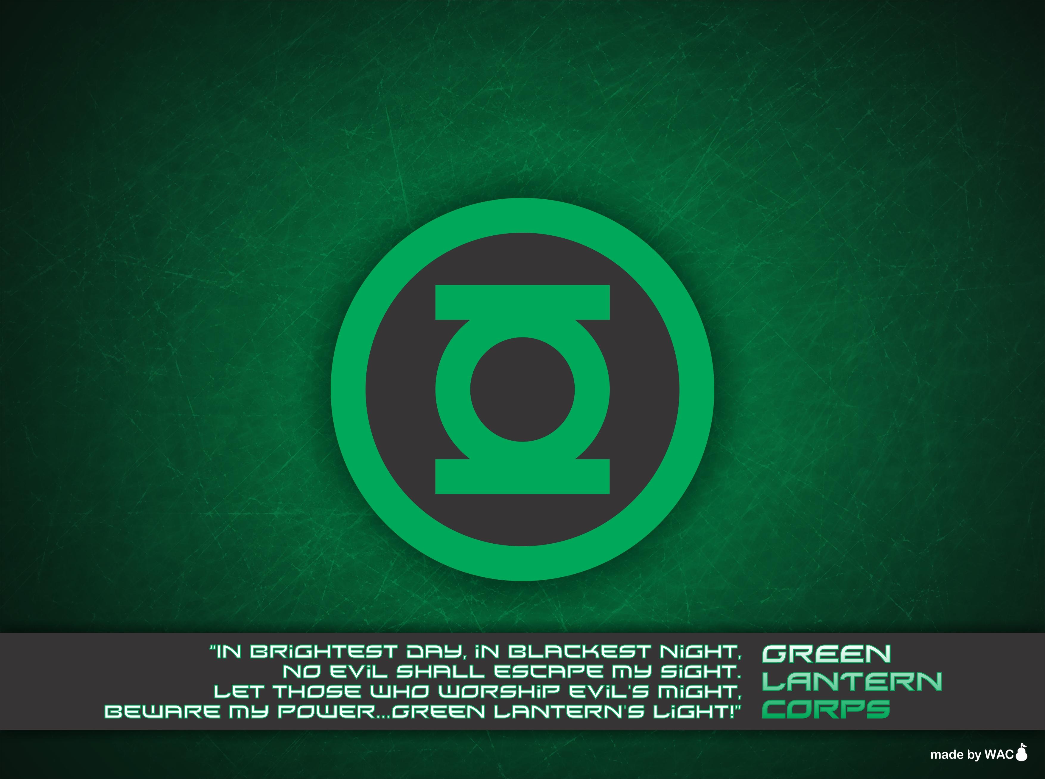 Green Lantern Corps Wallpaper by Willianac 3508x2618