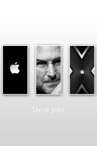 Steve iPhone WallpapersiPhone BackgroundsiPod touch 320x480