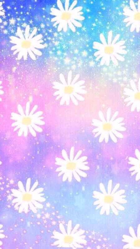 Daisies Tumblr Wallpaper Daisy wallpaper 450x800
