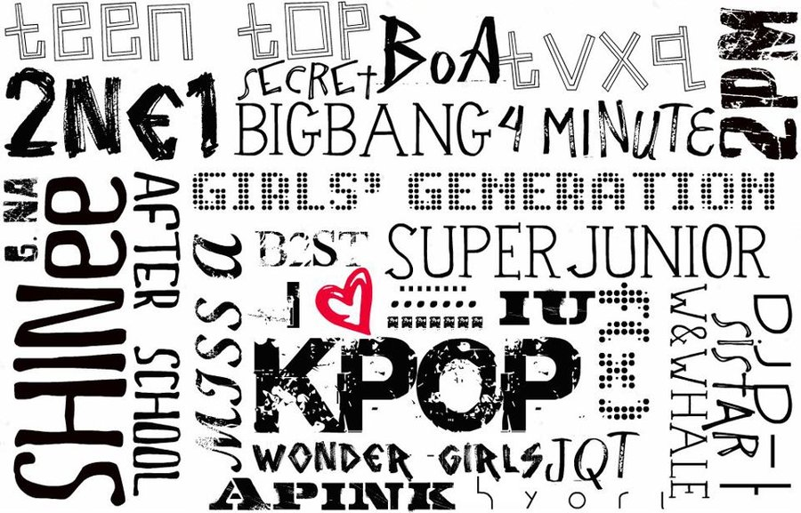 77 Kpop Backgrounds On Wallpapersafari