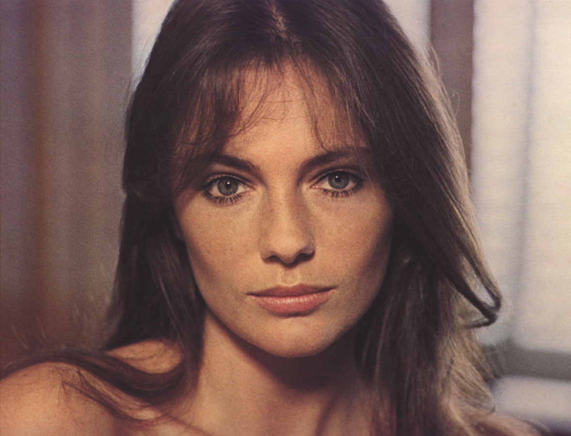 Jacqueline Bisset has green eyes 24 Femmes Per Second 1178x900