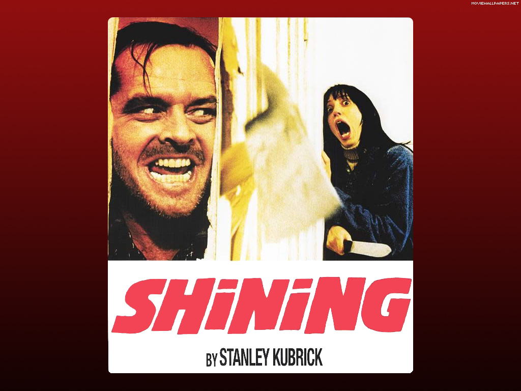 The Shining   80s Films Wallpaper 328146 1024x768