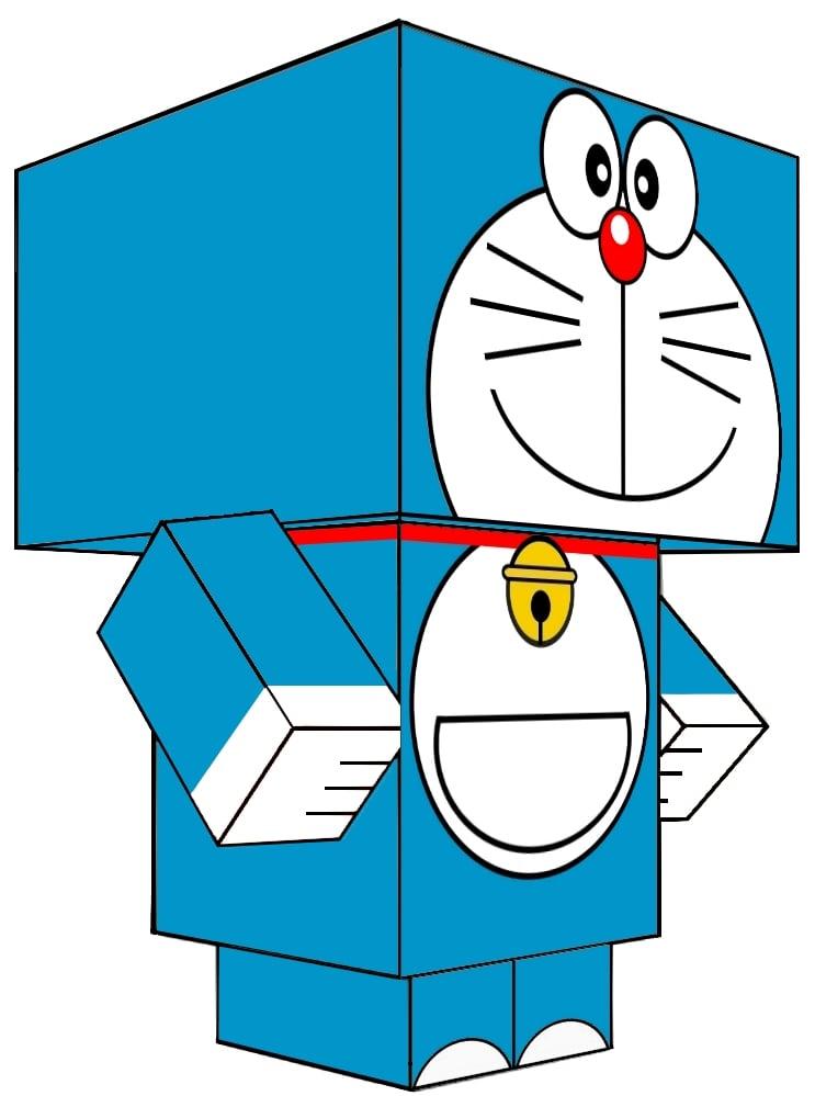 Doraemon 3d Wallpaper Doraemon 3d by Djuliar 743x999