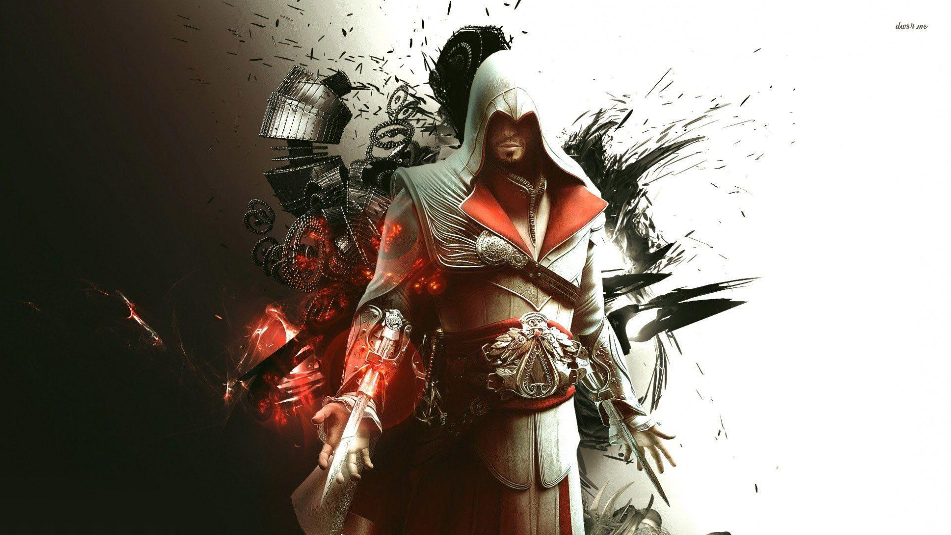 69 Ezio Wallpapers On Wallpapersafari