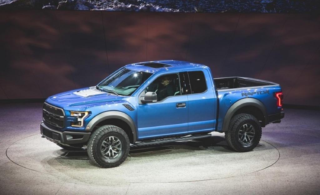2017 Ford Raptor Photos Cars HD Wallpapers 1024x625